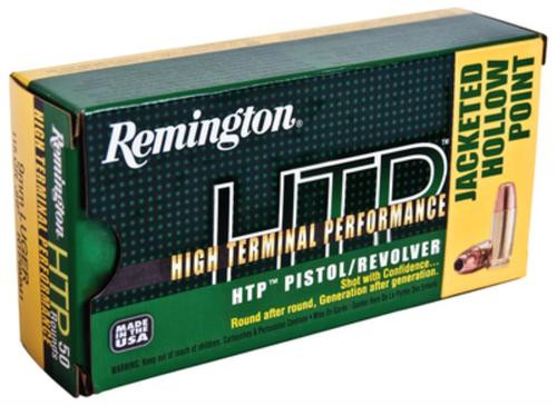Remington HTP .357 Magnum 180gr, Semi Jacketed Hollow Point 50rd Box