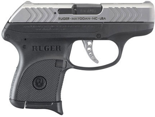 "Ruger LCP 10th Anniversary, .380 ACP, 2.75"", Stainless Steel, 6rd"