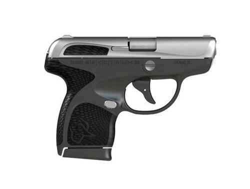 "Taurus Spectrum Double 380 ACP 2.8"", /7+1 Black Polymer Grip Stain,  6 rd"