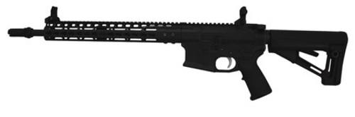 "Noveske Rifleworks Gen III Light Recce CHF 5.56mm 16"" CHF Barrel Parkerized Finish 1/2-28 Threads NSR-13.5 Handguard Magpul STR Stock 30rd"