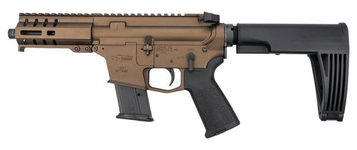 "CMMG Banshee 300 Mk57 5.7x28mm, 5"" Barrel, Midnight Bronze, 20rd"