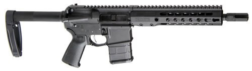 "Barrett REC7 DI PISTOL 300 Blackout, 10.25"" Barrel, Black"