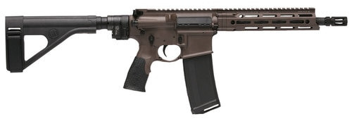 "Daniel Defense DDM4 V7 FLDG Pistol 300 Blackout, 10.3"" Barrel, 30rd"