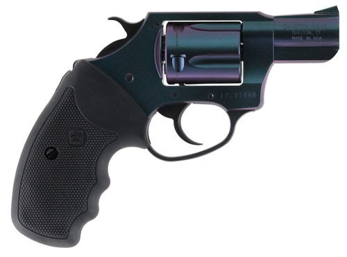 "Charter Arms Chameleon, .38 Special, 2"" Barrel, 5rd, Black/Iridescent"