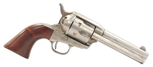"Taylors 1873 Cattleman Antique 45 LC, 4.75"" Barrel"