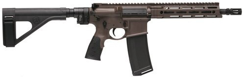 "Daniel Defense DDM4 V7 FLDG Pistol 5.56mm/223, CO Legal, 10"" Barrel, No Magazine"