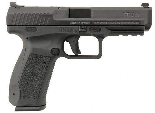 "Canik TP9SA Mod.2 Single 9mm, 4.46"" Bbll, 18rd"