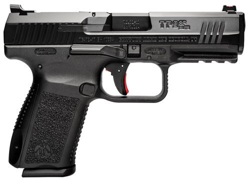 "Canik TP9SF Elite SA/DA 9mm, 4.19"" Barrel, 15rd Magazines"
