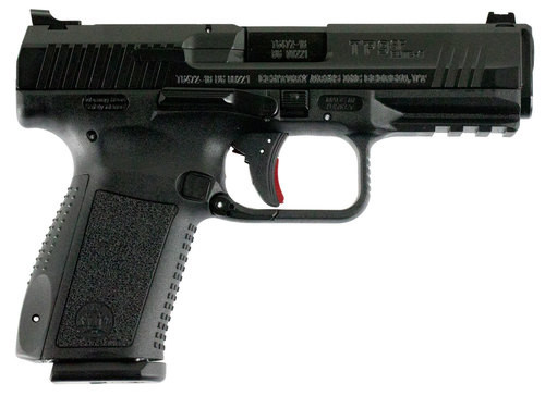 "Canik TP9SF Elite-S 9mm, 4.19"" Bbl, 15rd Magazines"