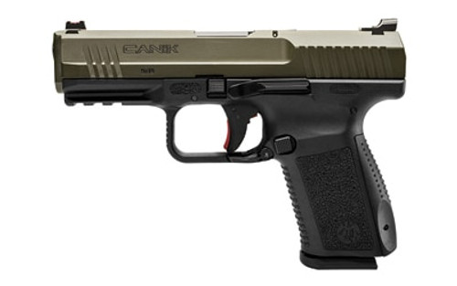 "Canik TP9SF Elite-S SA/DA 9mm, 4.19"" BBL, OD Slide, 15rd"