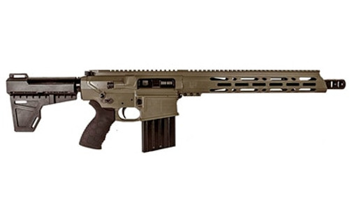 Diamondback DB10 AR Pistol 308 Win/7.62mm, Flat Dark Earth, 13rd