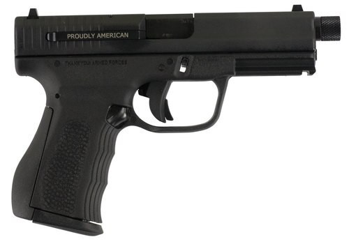 "FMK 9C1 G2 Plus FAT 9mm, 4.5"" Barrel, TB, Black Grip, 14rd"