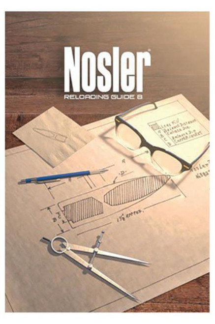 Nosler Nosler Reloading Manual No. 8