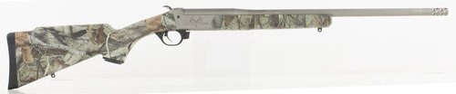 """Traditions Outfitter G2 Break Open 35 Whelen 22"""" Barrel Synthetic Camo Stock"""