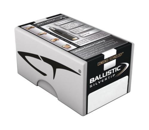 Nosler Ballistic Silvertip Hunting Reloading Bullets .308 168gr, 30 Caliber 50 Per Box