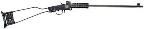 Chiappa Firearms Little Badger Single Shot Break Open 22WMR Black