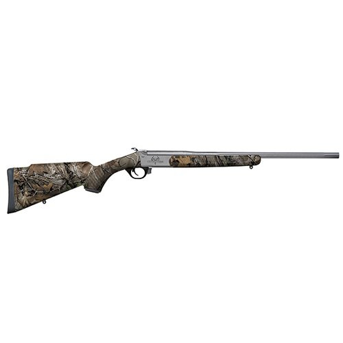 "Traditions Outfitter G2 44 Magnum 22"" Fluted Barrel Camo"