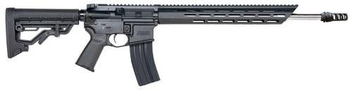 """Mossberg MMR AR-15 224 Valkyrie, 18"""" Barrel, JM Pro Trigger, Raptor Charging Handle, Silencerco Brake, 30rd"""
