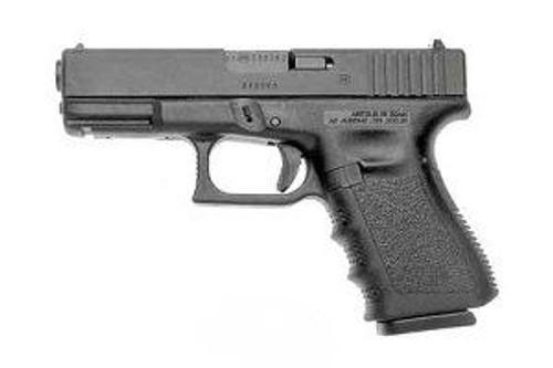 "Glock 32 Gen4 .357 Sig 4"" Barrel Black Finish Fixed Sights 13 Round Mag"