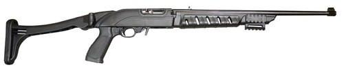 ProMag Ruger 10/22 Tactical Folding Stock, Polymer Black