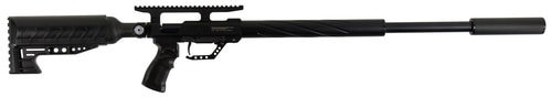 Gamo TC Big Bore PCP Air Rifle, 45 Caliber, Single Shot, Black