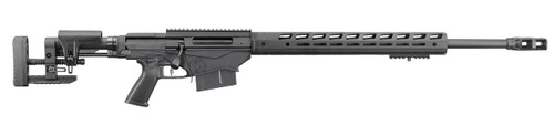 "Ruger Precision Rifle 300 Win Mag, 26"" Heavy Contour Threaded Barrel, Ruger Precision Stock 18"" M-LOK Handguard, 5Rd"