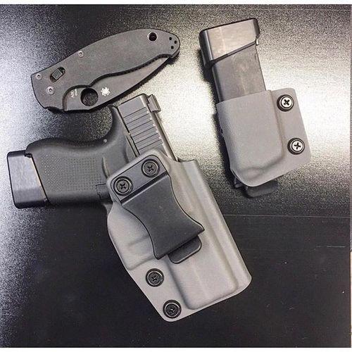 RDR Gear Glock 43, Black, IWB, Right Hand