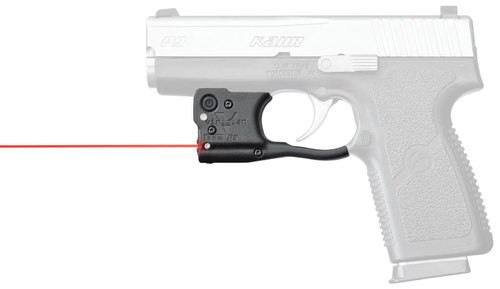 Viridian Reactor R5 Gen2 Laser, Red, Holster Included, Kahr PM/CW 9/40