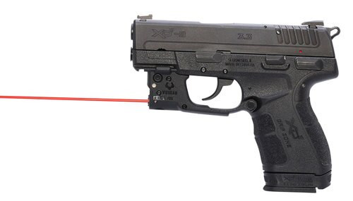 Viridian Reactor R5 Gen2 Laser, Red, Holster Included, Springfield XD-E