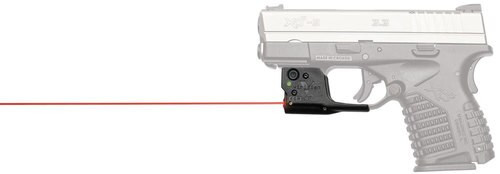 Viridian Reactor R5 Gen2 Laser, Red, Holster Included, Springfield XD-S