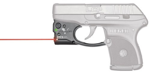 Viridian Reactor R5 Gen2 Laser, Red, Holster Included, Ruger LCP