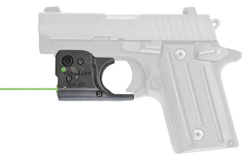 Viridian Reactor R5 Gen2 Laser, Green, Holster Included, Sig Sauer P238/P938