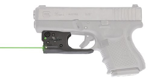 Viridian Reactor R5 Gen2 Laser, Green, Holster Included, Glock 19/23/26/27