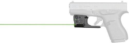 Viridian Weapon Technologies, Reactor 5 Gen 2, Green Laser, For Glock 43, Includes ECR Ambi Inside Waistband Holster