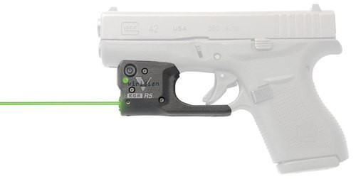 Viridian Weapon Technologies, Reactor 5 Gen 2, Green Laser, For Glock 42, Includes ECR Ambi Inside Waistband Holster