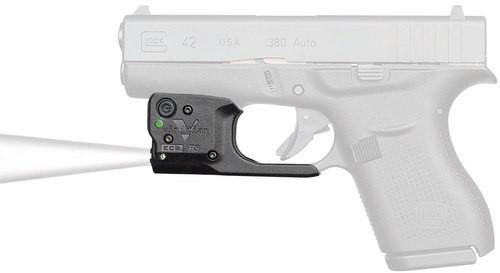 Viridian Weapon Technologies, Reactor TL Gen 2, Tactical Light, For Glock 42, Includes ECR Inside Waistband Holster