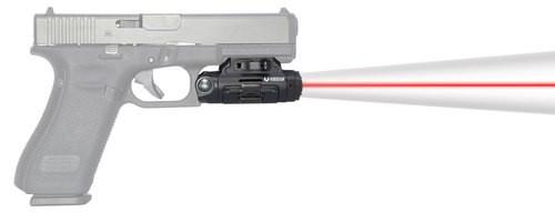 Viridian X5L Gen3 Green Laser With Tactical Light, 500 Lumens, Accessory Rail, Flat Dark Earth