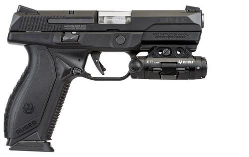 Viridian X5L Gen3 Tactical Light With HD Camera, 500 Lumens, Accessory Rail, Black