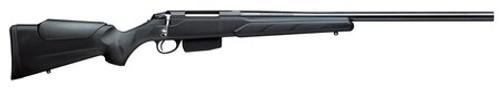 "Tikka T3x Varmint, 6.5 Creedmoor, 24.3"" Barrel,, , Blued, Synthetic Black,  3 rd"