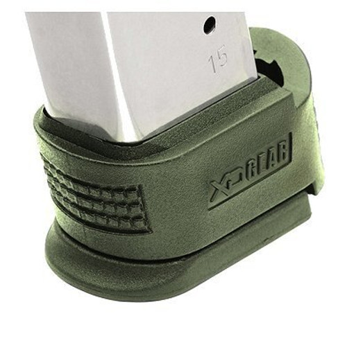 Springfield XD X-Tension Mag Sleeve 45 ACP Green Finish