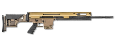 "FN SCAR 20S, .308 Win, 20"" Barrel, Flat Dark Earth, 10rd Mag"