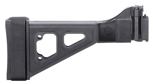 "SB Tactical CZ Brace SBT-EVO CZ Scorpion Elasto-Polymer Black 10.2"" L x"