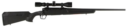 "Savage Axis XP 30-06 Springfield, With 3X9X40 Scope, 22"" Barrel,, , Synthetic, Black,  4 rd"