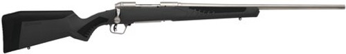 """Savage 10/110 Storm 270 Winchester, 22"""" Barrel, Stainless Steel,, , AccuFit Gray Stock,  4 rd"""
