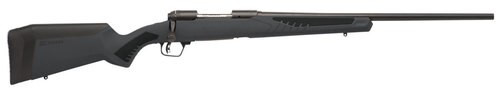 """Savage 10/110 Hunter 243 Winchester, 22"""" Barrel,, , AccuFit Gray Stock,  4 rd"""
