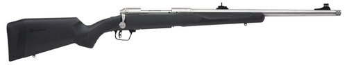 "Savage 10/110 Brush Hunter 375 Ruger, 20"" Barrel, Stainless Steel,, , Synthetic,  3 rd"