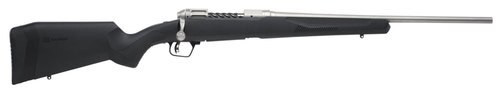 """Savage 10/110 Lightweight Storm 7mm-08 Remington, 20"""" Barrel, Stainless Steel,, , Synthetic Black Stock,  4 rd"""