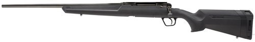 """Savage Axis 22-250 Remington, 22"""" Barrel,, , Synthetic Black, Left Hand,  4 rd"""