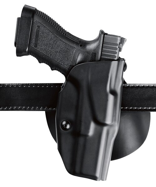 Safariland 6378 ALS Paddle FN FNS 40 Thermoplastic Black Holster