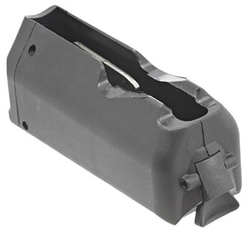 Ruger American Rifle Short Action Magazine 22-250 Rem, Polymer, Black, 4rd
